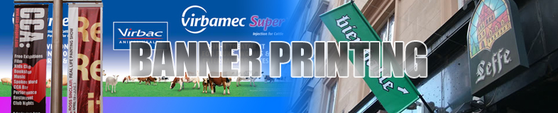 large format banner printers of low cost banner printing.