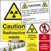 radiation labels