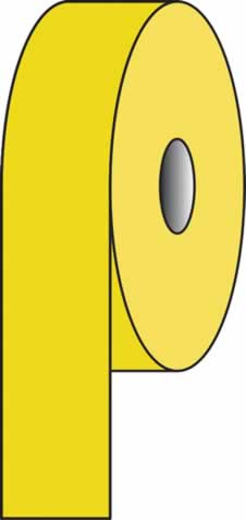 Pipeline Tape Yellow 08 E 51 150 mm x 33 metres