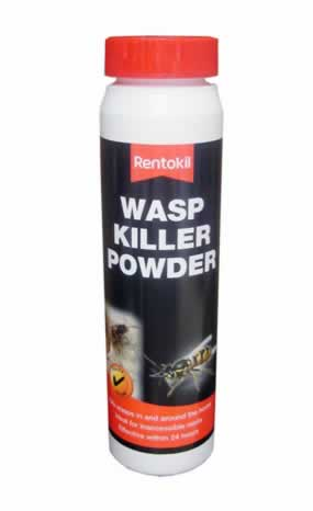 PSW99 150g Wasp Killer Powder DGN sign
