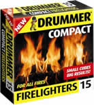 Drummer Compact 15 Pack sign