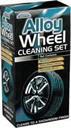 Alloy Wheel Cleaning Set