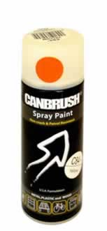 Canbrush 400 ml Yellow Paint C84 DGN