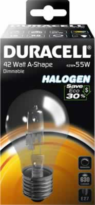 42 Watt ES Eco Halogen Clear GLS