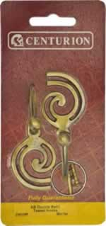 AB Double Swirl Tassel Hook sign