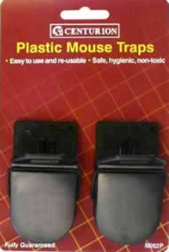 130 mm x 70 mm Plastic Rat Trap