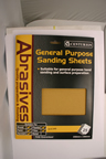 00 Abrasive Sandpaper Packet of 25
