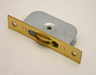 45 mm Polished Brass Pulley