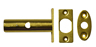 32 mm 1 1 / 4 inch Polished Brass Security Window Rack Bolt sign