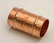 22 mm Solder Ring Copper Straight Coupling sign