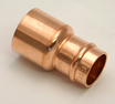22 x 15 mm Solder Ring Copper Reducing Coupling sign