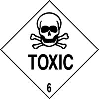 Toxic 6 sign.