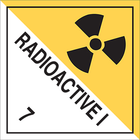 Radioactive i 7 sign.