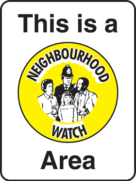 Image result for neighbourhood watch uk
