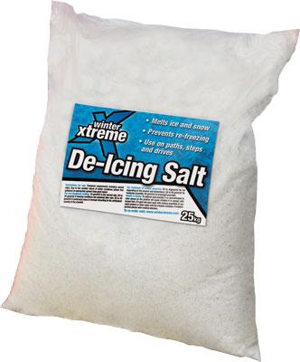de-icing salt grit bins white road salts suppliers UK Devon trade prices