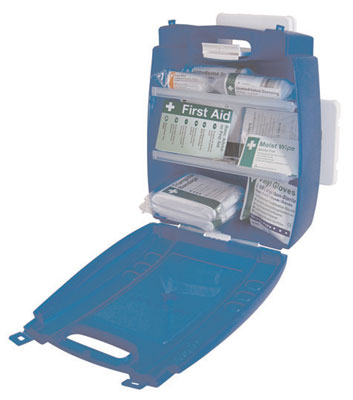 anti microbial first aid kit 1 10 first aid kits. Essential first aid kit helping to reduce the spread of harmful bacteria. Ideally situated in workplaces~ schools and medical environments. This dynamic first aid kit not only fights the spread of bacter sign