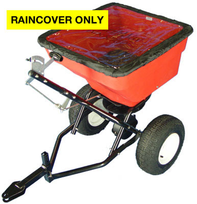 raincover 45kg tow spreader.