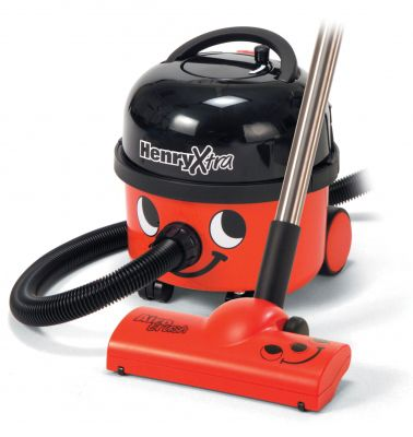 henry xtra vacuum floorcare machines. Henry Xtra has a full professional specification for light industrial and domestic use. High performance 1200w stage two motor. Hi-lo operation with 10m cable rewind system. Stage 3 microfresh filter system enhan sign