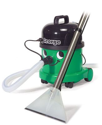 george vacuum cleaner floorcare machines. This all in one machine is perfect for most occasions including dry vacuuming~ wet vacuuming~ scrubbing and drying hard floors~ deep cleaning the carpet or even unblocking a sink. Wet or dry use. Turboflo vacu sign