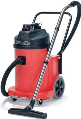 industrial vacuum cleaner floorcare machines. A professional machine with plenty of power~ capacity and strength for a totally reliable service life. High performance 1100 watt 2 stage motor Hi-lo control provides added user convenience Nucable plug sign
