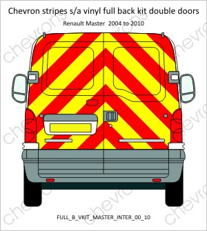 Renault Master Vauxhall Movano Nissan Interstar 2000 to 2010 Low Roof